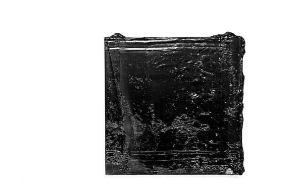lisa schlenker | ohne title | 2011 | öl auf spiegel |15 x 15 cm